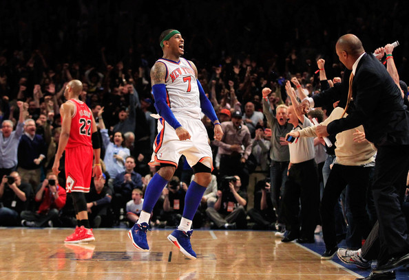 Chicago Bulls v New York Knicks - Zimbio
