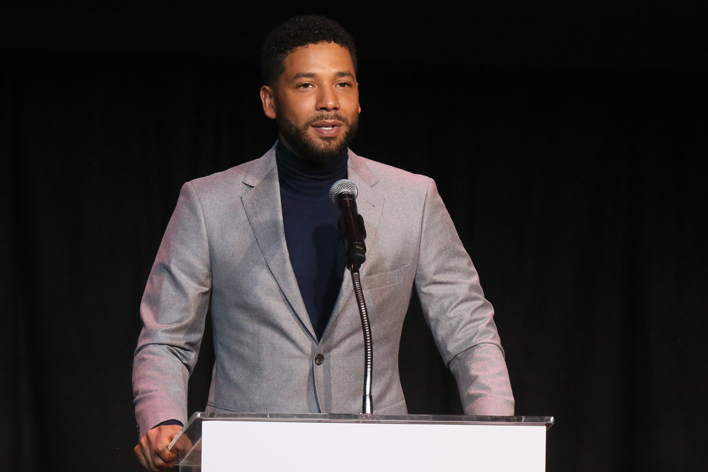 Jussie Smollett Has Formally Been Charged With A Felony