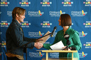 Children's Hospital Los Angeles Fourth Annual Make March Matter Fundraising Campaign Kick-off Event In Los Angeles