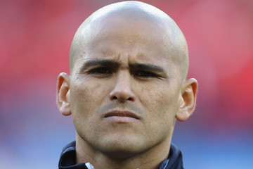 Humberto Suazo Chile v Switzerland: Group H - 2010 FIFA World Cup