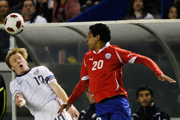 Dax McCarty Chile v United States