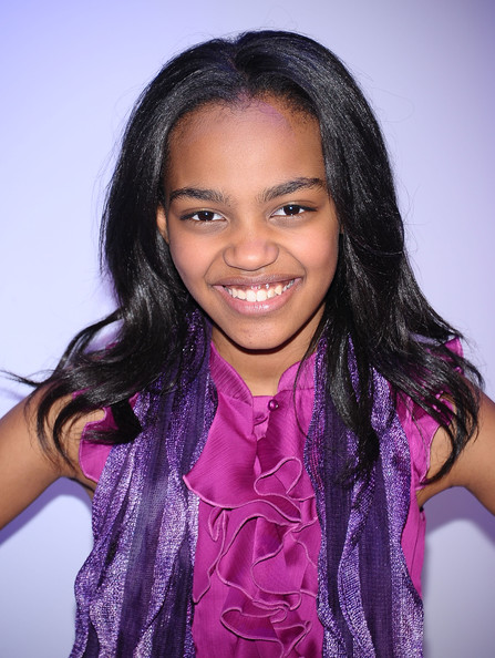 China Anne Mcclain Actress China Anne McClain attends the 2011 Disney Kids & Family upfront at Gotham Hall on March 16, 2011 in New York City.