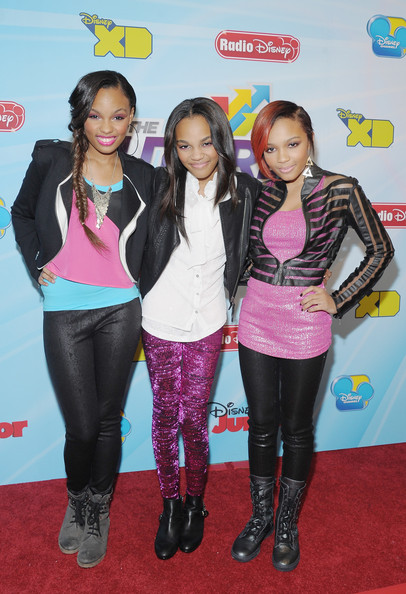 China Anne Mcclain - 2012-13 Disney Channel Worldwide Kids Upfront