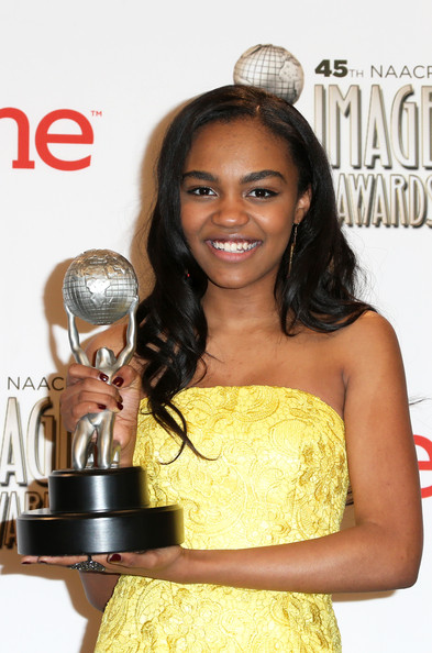 China Anne Mcclain Pictures - 45th NAACP Image Awards ...