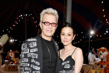 China Chow Moschino Spring/Summer 19 Menswear And Women's Resort Collection - Front Row