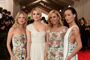 Tory Burch and Dianna Agron Photos Photo