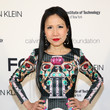 Chiu-Ti Jansen 2017 Future of Fashion Runway Show at the Fashion Institute of Technology - Arrivals