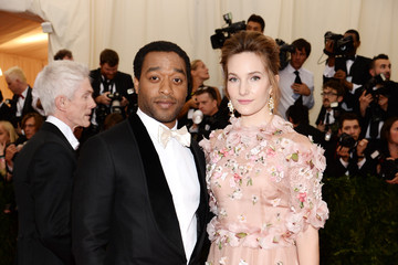 Chiwetel Ejiofor Red Carpet Arrivals at the Met Gala — Part 3