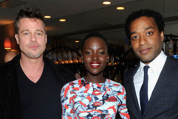 """Chiwetel Ejiofor Lupita Nyong'o GREY GOOSE Presents """"12 Years A Slave"""" Dinner"""