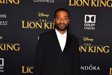 Chiwetel Ejiofor Premiere Of Disney's 'The Lion King' - Arrivals