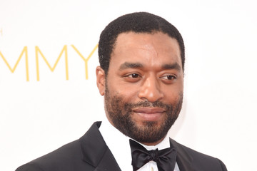 Chiwetel Ejiofor Arrivals at the 66th Annual Primetime Emmy Awards — Part 2