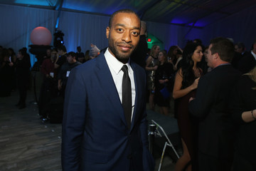 Chiwetel Ejiofor Chivas Regal Cocktail Hour at Pencils of Promise Gala 2017