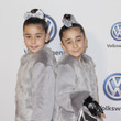 Chloe Vanessa Hudgens And Austin Butler Celebrate Volkswagen's Annual Holiday Drive-In