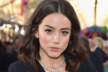 """Chloe Bennet Premiere Of Disney And Marvel's """"Guardians Of The Galaxy Vol. 2"""" - Red Carpet"""