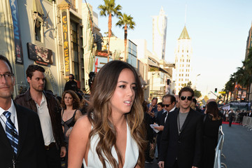 Chloe Bennet 'Captain America: The Winter Soldier' Premiere — Part 3