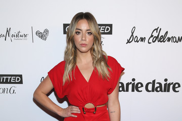 Chloe Bennet Marie Claire Celebrates Fifth Annual 'Fresh Faces' in Hollywood With SheaMoisture, Simon G. And Sam Edelman - Arrivals