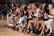 Chloe : Front Row - Paris Fashion Week Womenswear Spring/Summer 2015