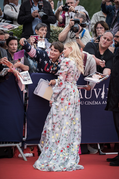 42nd Deauville American Film Festival : Opening Ceremony