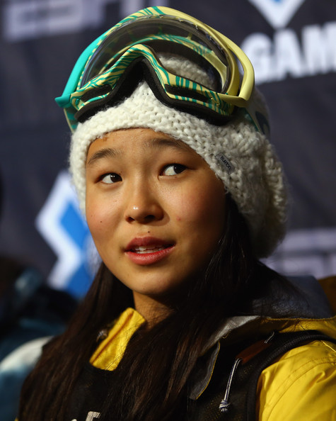 chloe kim - photo #4