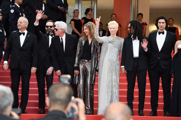 Chloe Sevigny Luka Sabbat 'The Dead Don't Die' & Opening Ceremony Red Carpet - The 72nd Annual Cannes Film Festival