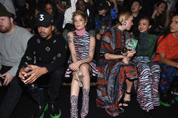 Chloe Sevigny KENZO x H&M Launch Event Directed by Jean-Paul Goude' - Front Row