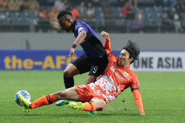 Cho Yong-Hyung Jeju United FC v Gamba Osaka - AFC Champions League Group H