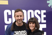 Chris O'Dowd and Dawn O'Porter attend Choose Love Launches In Los Angeles On Giving Tuesday on December 3, 2019 in Los Angeles, California.