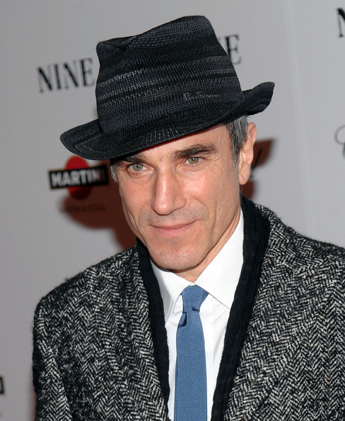 Actor Daniel Day-Lewis attends the New York