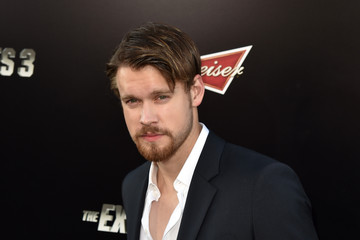 Chord Overstreet 'The Expendables 3' Premieres in Hollywood — Part 2