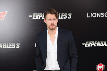 Chord Overstreet 'The Expendables 3' Premieres in Hollywood