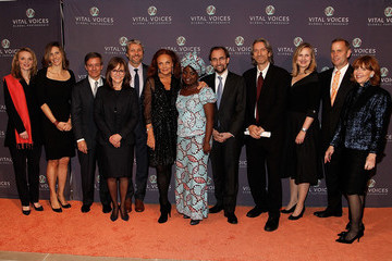 Chouchou Namegabe Vital Voices Solidarity Awards, Hosted by Diane von Furstenberg, Barry Diller and Sally Field