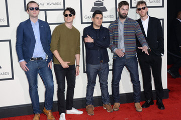 Chris Baio Arrivals at the Grammy Awards — Part 3
