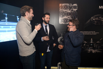 Chris Benz Hublot and Surface Celebrate the Art of Fusion