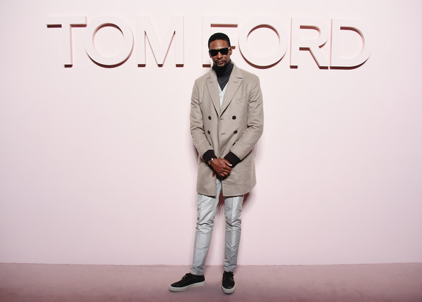 Tom Ford FW 2019 - Arrivals - New York Fashion Week: The Shows
