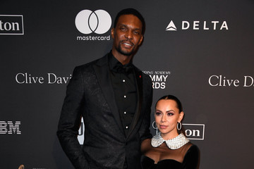Chris Bosh Pre-GRAMMY Gala And GRAMMY Salute To Industry Icons Honoring Clarence Avant – Arrivals