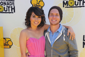 "Chris Brochu Premiere Of Disney Channel's ""Lemonade Mouth"" At Stevenson Middle School"