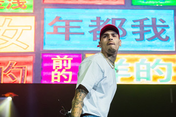 Chris Brown The Big Show with Chris Brown, Jeezy, Tee Grizzley, Sada Baby, NF, Trick Trick, Polo Frost And Fresh the Clownsss