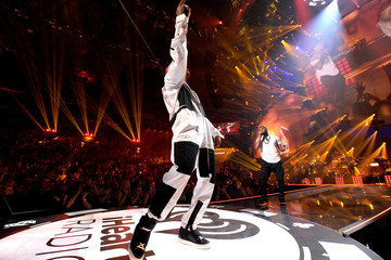 Chris Brown 2014 iHeartRadio Music Festival - Night 1 - Show