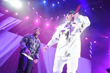 Chris Brown Chris Brown and Trey Songz 'Between The Sheets' Tour - Brooklyn