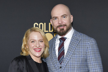 Chris Butler HFPA And THR Golden Globe Ambassador Party - Press Conference And Arrivals