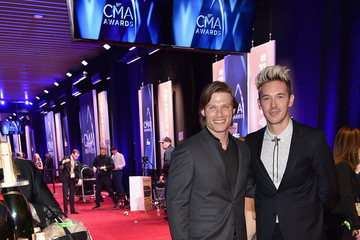 Chris Carmack Moet & Chandon at the 51st Annual CMA Awards - Red Carpet