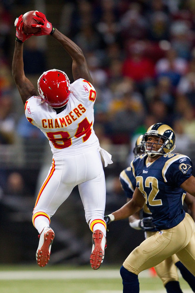 Kansas City Chiefs v St. Louis Rams []