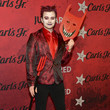 Chris Colfer Stars Attend Just Jared's 7th Annual Halloween Party