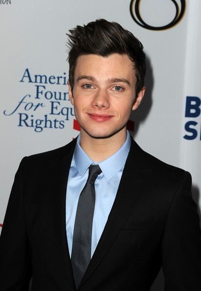 Chris colfer dating 2012 movie 7
