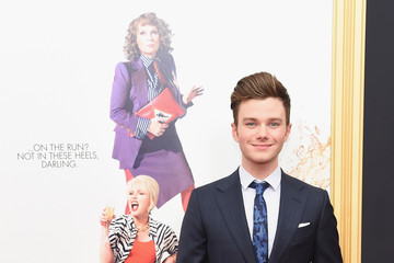Chris Colfer 'Absolutely Fabulous: The Movie' New York Premiere