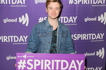 Chris Colfer Justin Tranter And GLAAD Present 'Believer' Spirit Day Concert