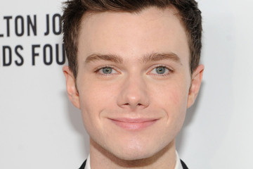 Chris Colfer Elton John AIDS Foundation Oscar Viewing Party — Part 7