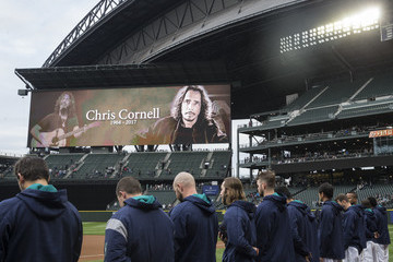 Chris Cornell Chicago White Sox v Seattle Mariners