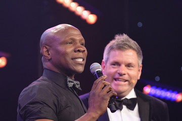 Chris Eubank BT Sport Industry Awards 2018