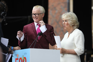 Chris Evans The Duchess Of Cornwall Attends The 500 Words Final